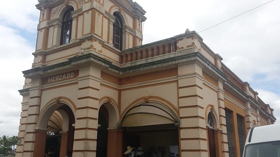 Mercado Municipal do Cafe