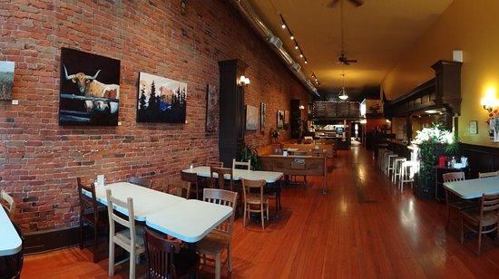 Interior Picture Of Brandywine Kitchen Bellingham