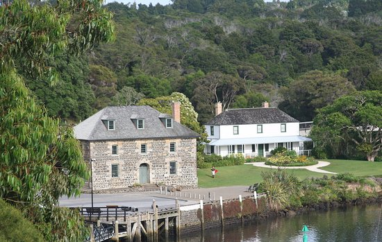 Kerikeri, نيوزيلندا: The Stone Store & Kemp House - Kerikeri Mission Station