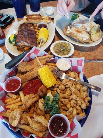 Razzoo S Cajun Cafe Stafford Menu Prices Amp Restaurant