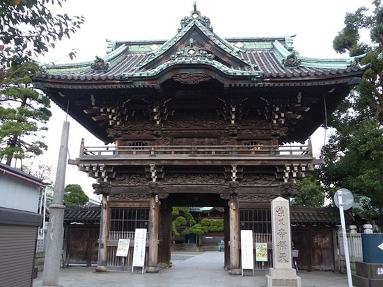 Katsushika-billede