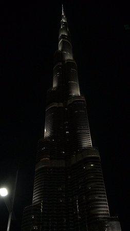 Burj Khalifa: Bottom View
