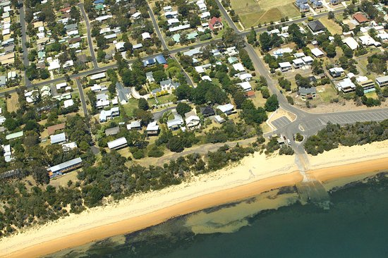 Glen Isla House: Just 120 metres direct access to a pristine sandy beach!