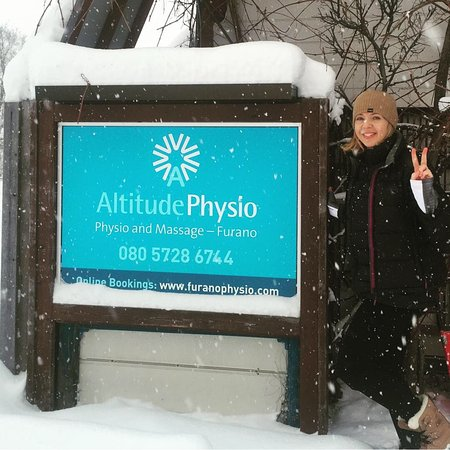 Altitude Physio & Massage Furano