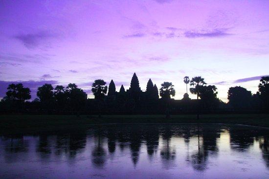 Angkor Driver Sareom Photo