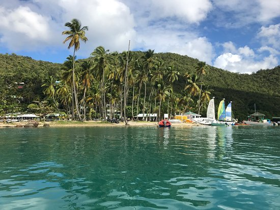 Gros Islet, Saint Lucia: Great day and an amazing tour!