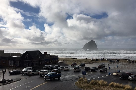 Pacific City, OR: View from Balcony