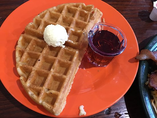 San Ramon, CA: Belgian waffle