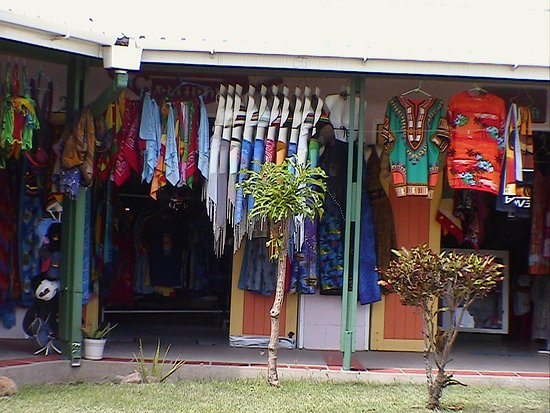 Gem Holiday Beach Resort: In town