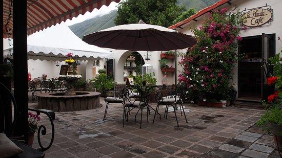 """Sonesta Posadas del Inca Yucay: Uno de mis lugares favoritos, """"La Placita del Café"""". Ofrecen excelente Café de la zona."""