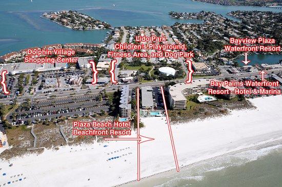 Bayview Plaza St Pete Beach Florida