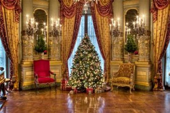 Newport Mansions a Natale: The