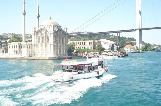 Bosphorus Cruise met paleis ...