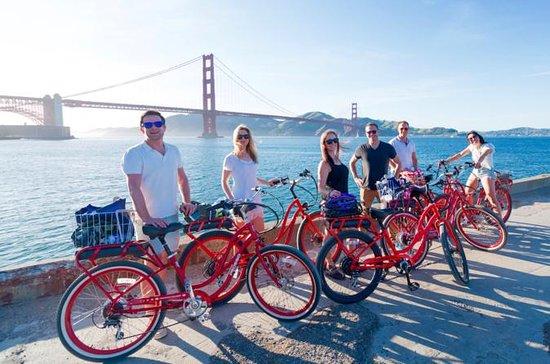 La visite en vélo électrique originale dans la ville