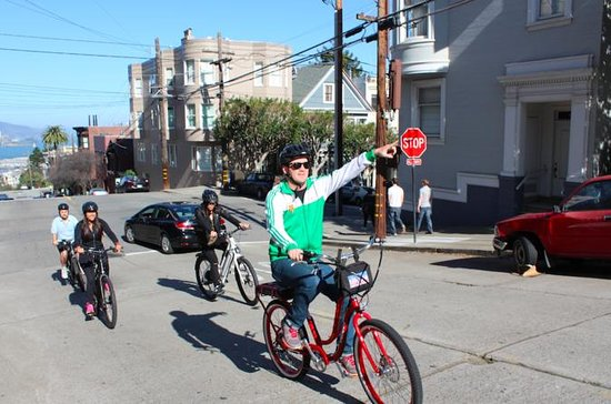 Intro to San Francisco Electric Bike...