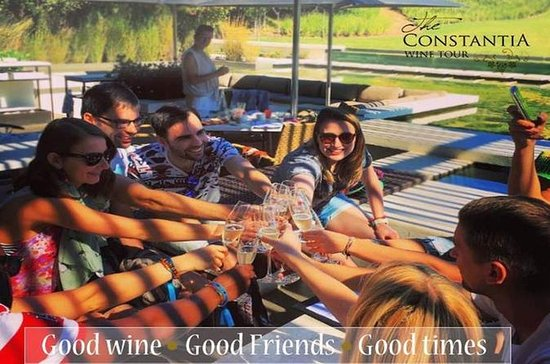 Full-Day Constantia Wine Tour vanuit ...
