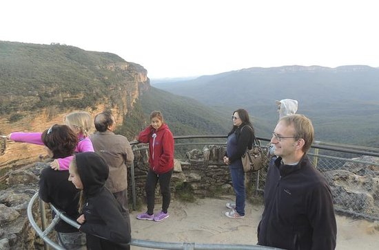 Tour Insider Private Blue Mountains...