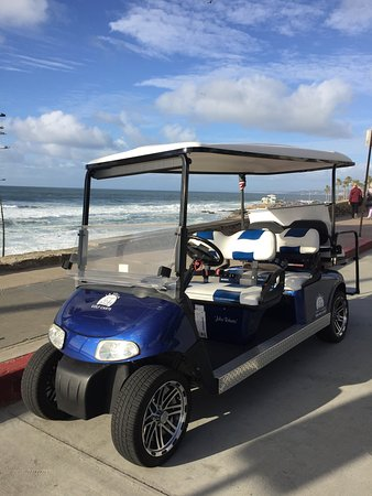 ‪La Jolla Golf Carts‬