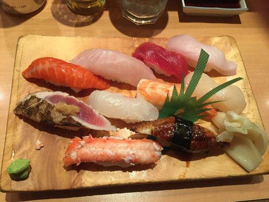 Sachi Sushi: Really fresh fish