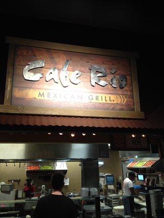 Glendale, CO: Cafe Rio- Best in Denver - arik katzenberg