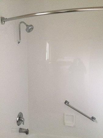 Shower Tub Billede Af Best Western Plus Garden Inn Santa Rosa Tripadvisor