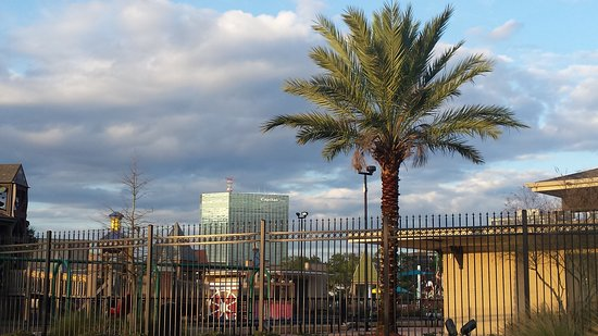 Lake Charles, LA: Awesome children's playground located downtown!