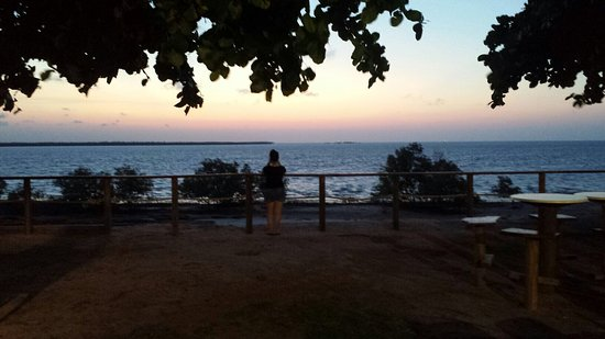 Karumba, Австралия: Amazing sunset drinks and dinner, couldn't have asked for a better way to end the day!