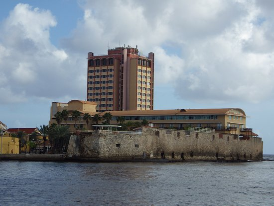 Punda Plaza Hotel Curacao S Tallest Building