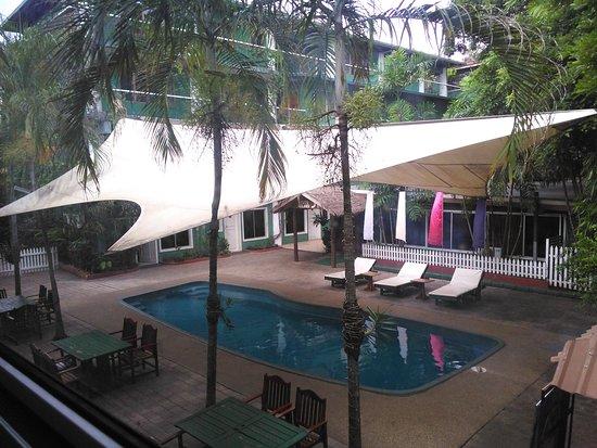 Hideaway hotel for Kr motors port moresby