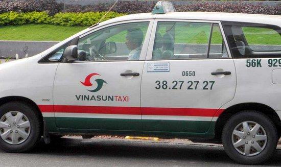 taxi saigon