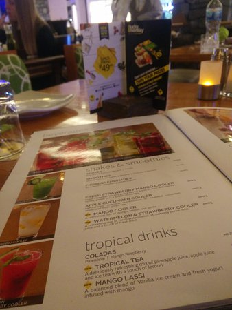 California Pizza Kitchen Drink Menu picture of drink menu - california pizza kitchen, dubai - tripadvisor