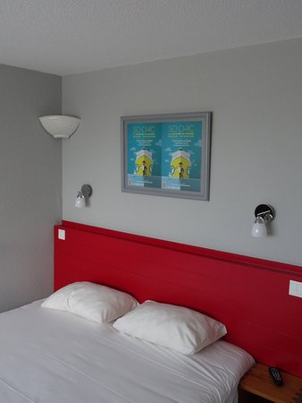 Saint-Aubin-sur-Scie, France: chambre Double