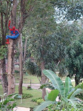 Pung-Waan Resort: Seriously?