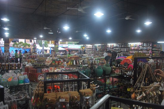 Shopping at Legian Street