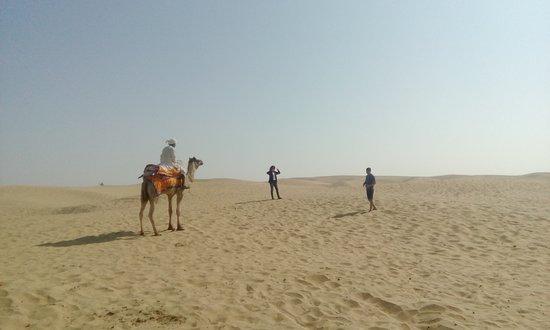 Rajasthan Tour Desert Safari
