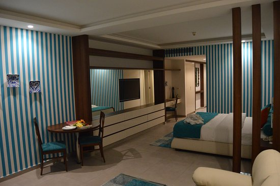 Markazia Suites : Executive Junior Suite