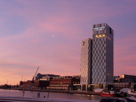 Clarion Hotel Helsinki Tyynenmerenkatu Picture Of