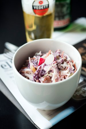 Le Chesnay, France : Coleslaw