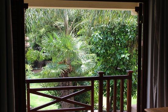 Centurion, África do Sul: Lilly room garden view