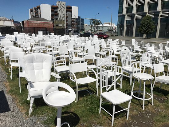 Photo0 Jpg Picture Of 185 Empty White Chairs