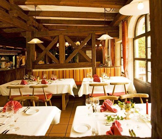 """Bad Birnbach, Germania: Restaurant """"Zum Heurigen"""""""