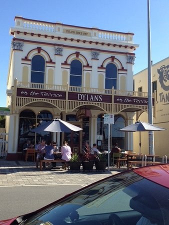Albany, Australien: Exterior of Dylans on the Terrace