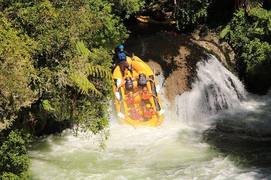 Rafting Adventure: Fun, fun!