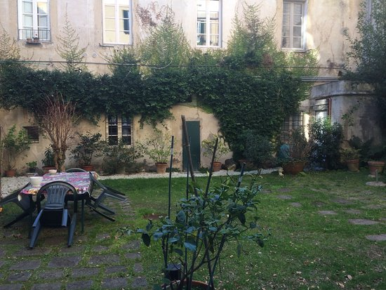 Relais Sassetti Bed and Breakfast: Outside of room