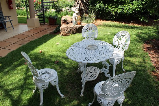 Centurion, Sydafrika: Guest relaxation area