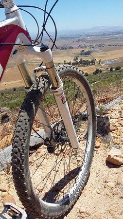Table View, Afrika Selatan: MTB Delvera - Stellenbosch