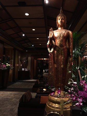 Thai Barcelona Royal Cuisine Restaurant: entrada