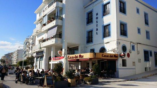 Hostal casa del mar altea spanje foto 39 s reviews en prijsvergelijking tripadvisor - Casa del mar alicante ...