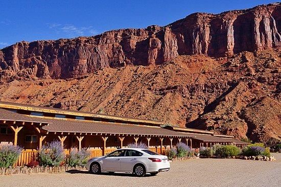 Red Cliffs Lodge - Kabinen am Creek