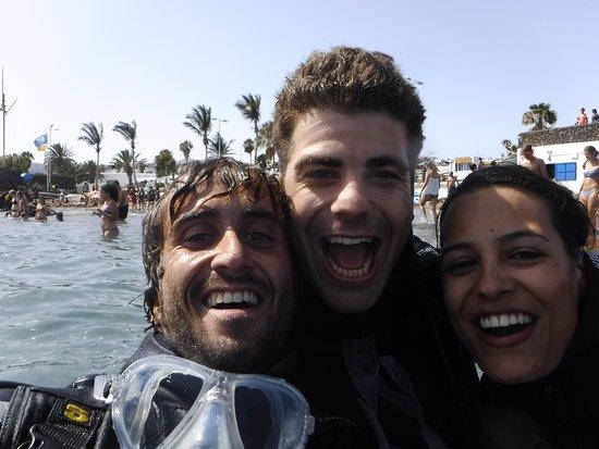 Atlantis Diving Lanzarote: diversión